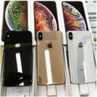 Apple iPhone XS $422 USD, XS Max $466 USD, X $333, Samsung S10 $375, Note 10 $500 USD,